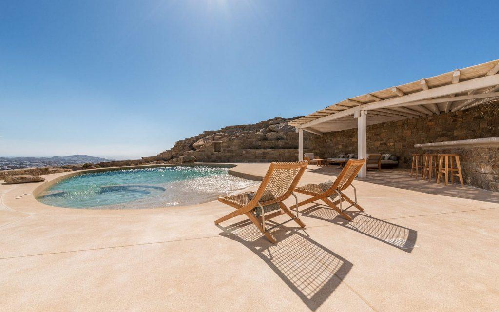 Mykonos Luxury Villa Hannah3