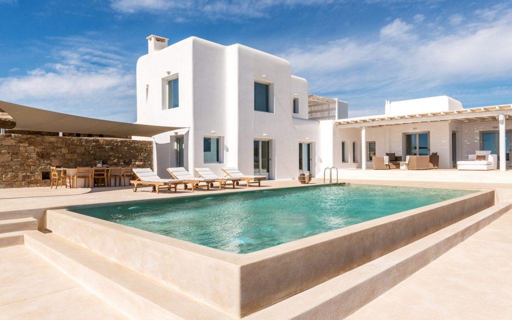 Mykonos Luxury Villa Hannah30
