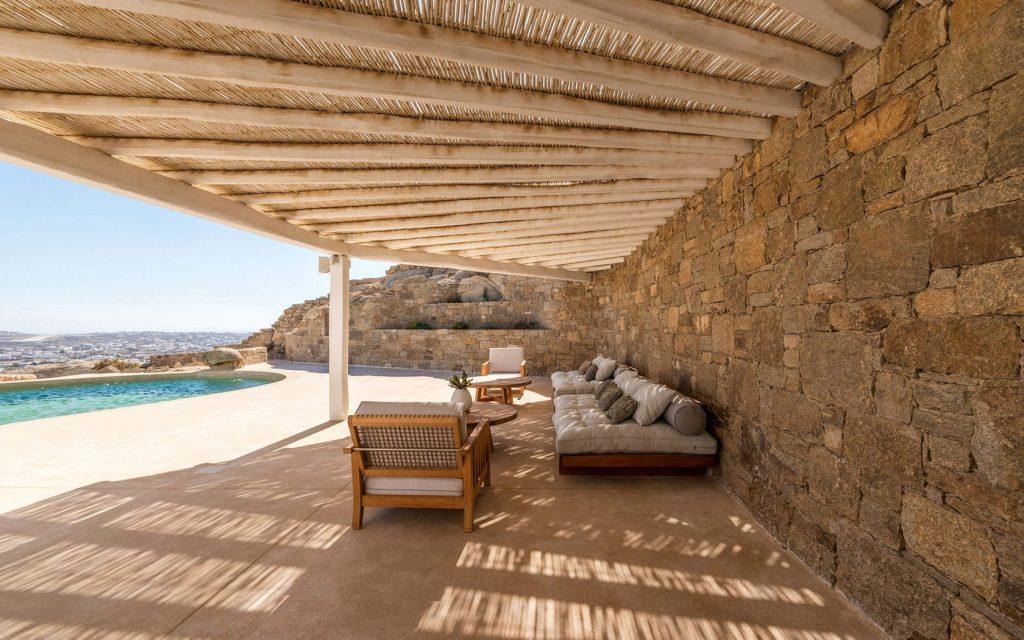 Mykonos Luxury Villa Hannah4