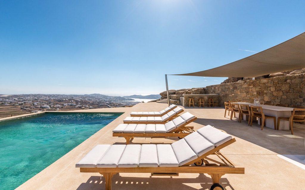 Mykonos Luxury Villa Hannah5