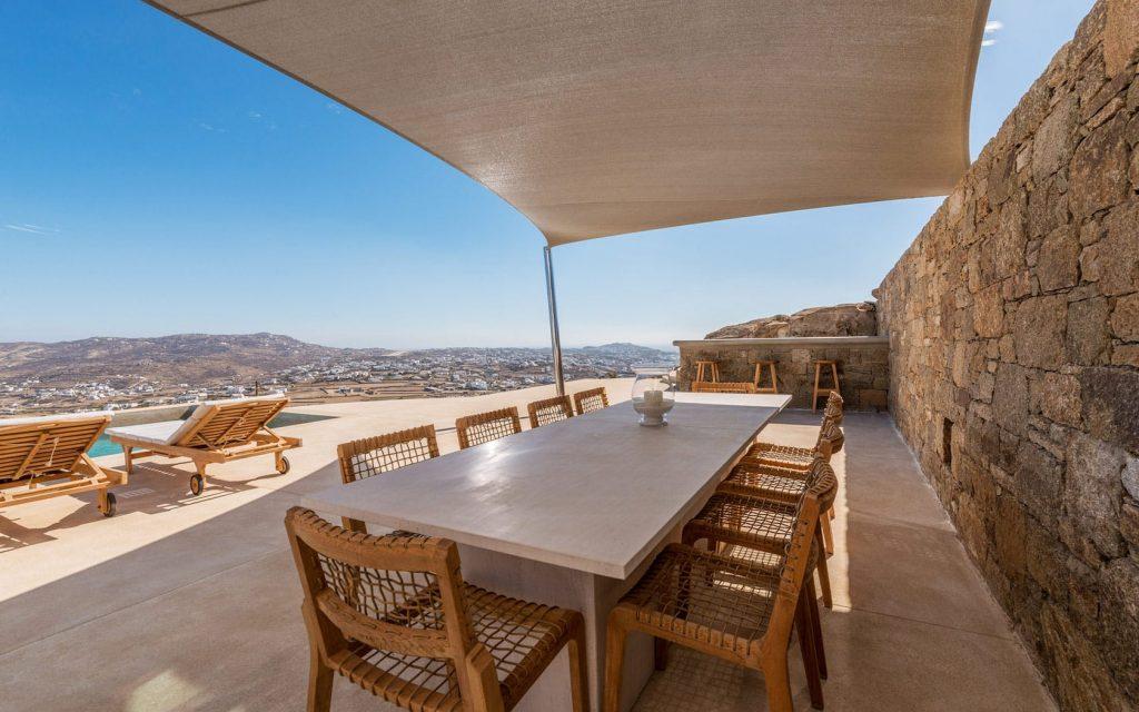 Mykonos Luxury Villa Hannah7