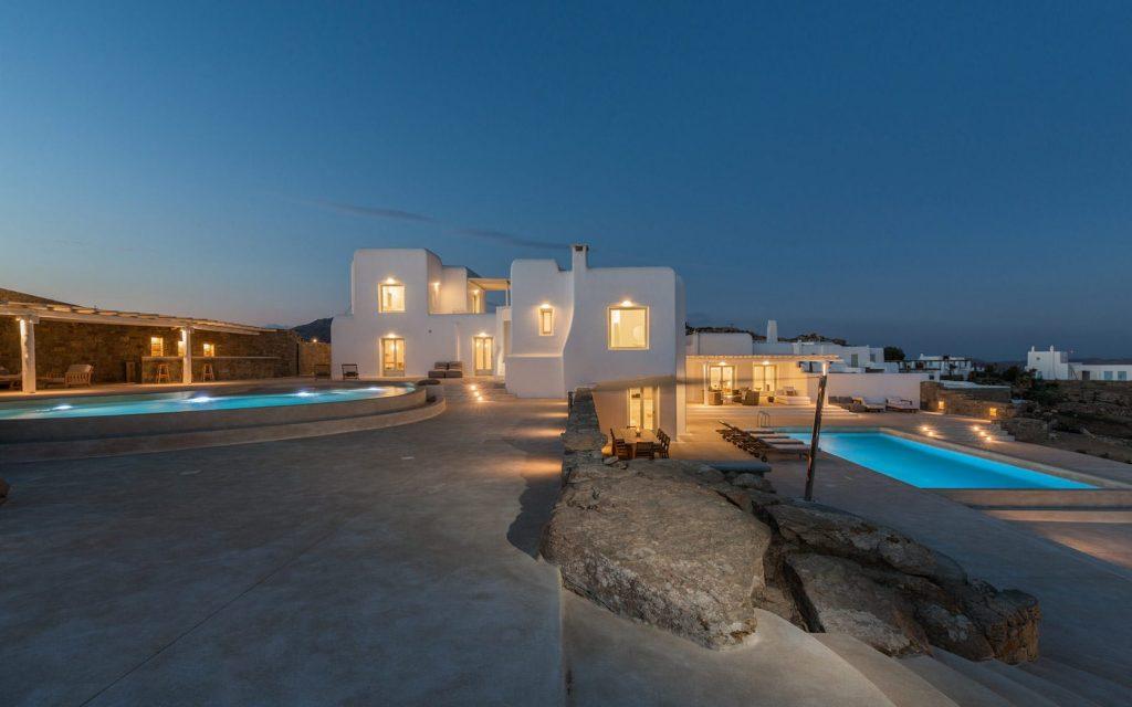 Mykonos Luxury Villa Hannah8