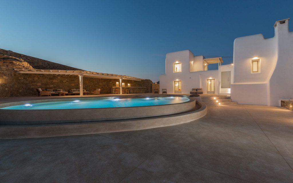 Mykonos Luxury Villa Hannah9