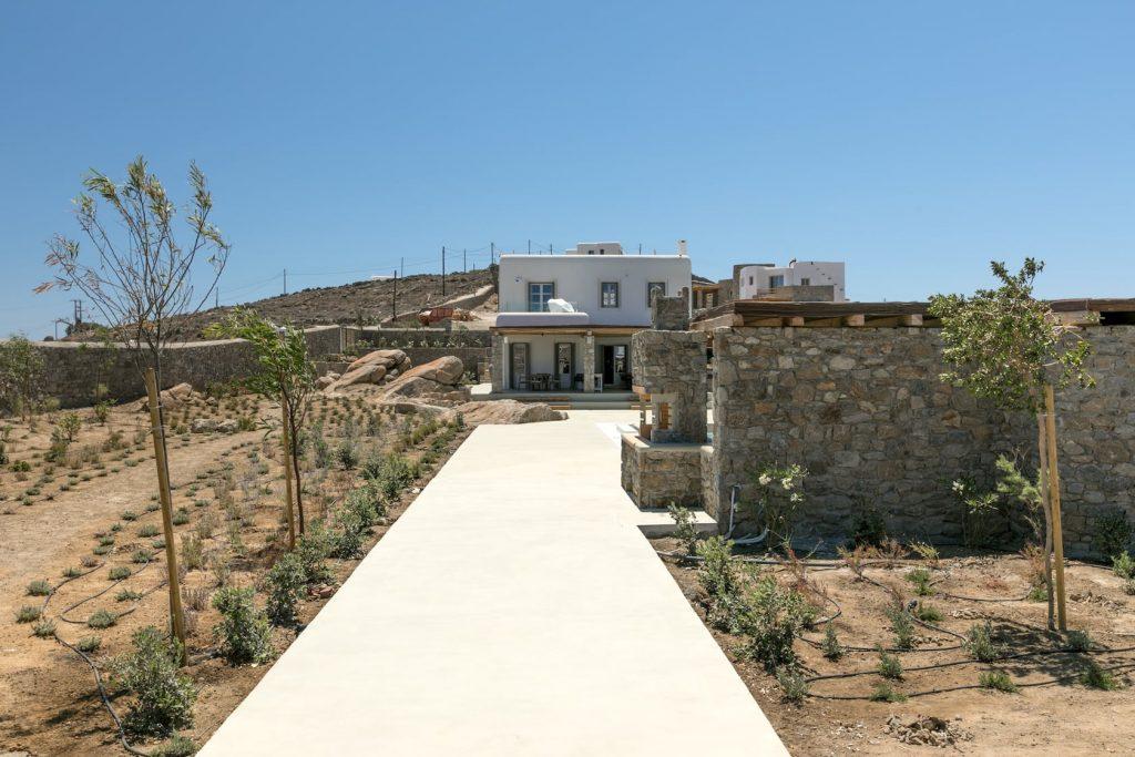 Mykonos Luxury Villa Hera10