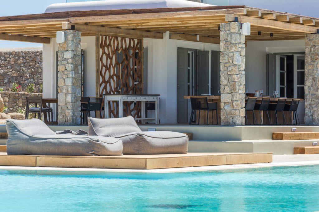 Mykonos Luxury Villa Hera11
