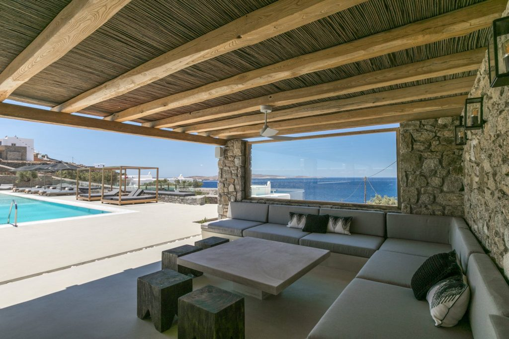 Mykonos Luxury Villa Hera12