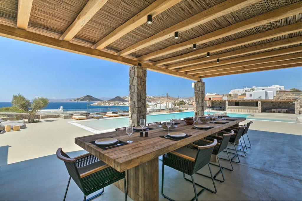 Mykonos Luxury Villa Hera14