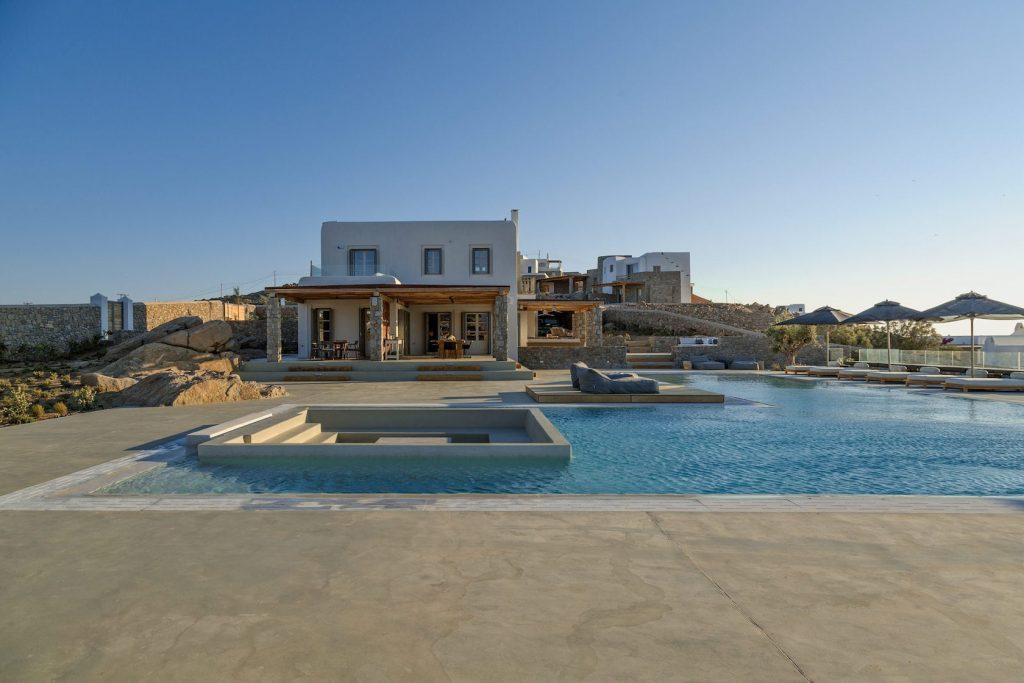 Mykonos Luxury Villa Hera16