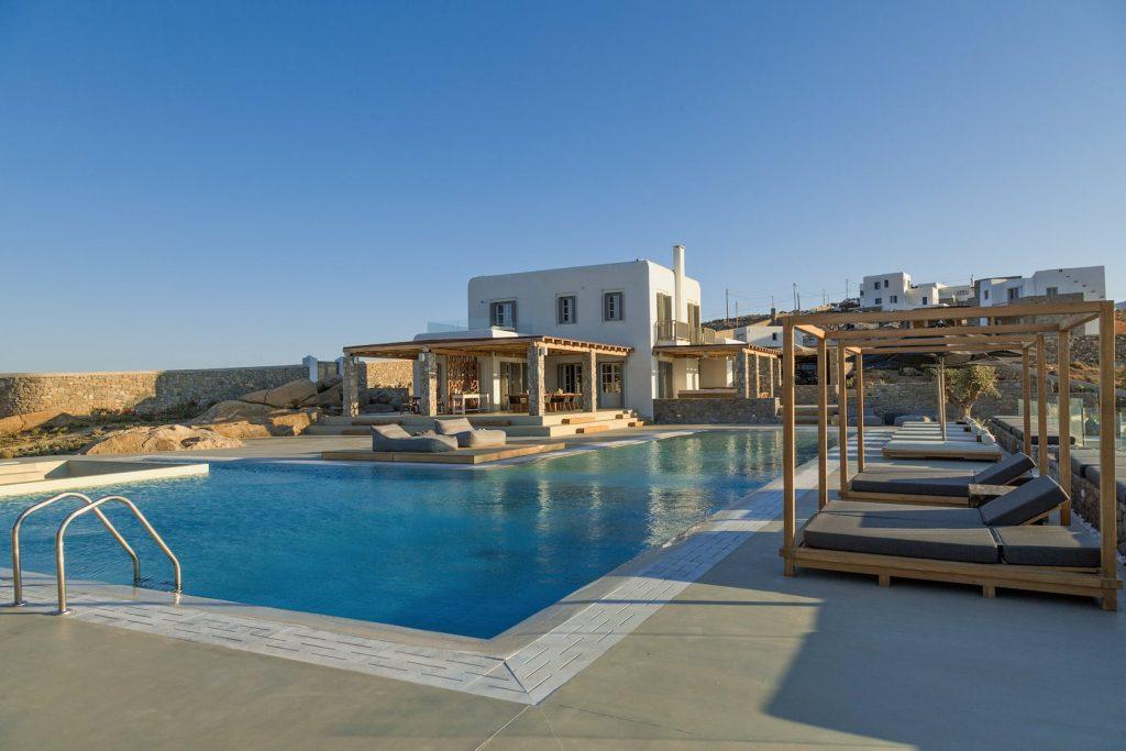 Mykonos Luxury Villa Hera17