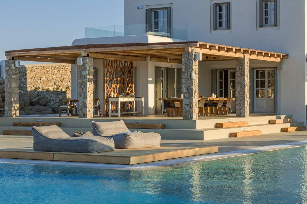 Mykonos Luxury Villa Hera18