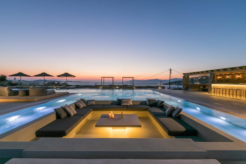 Mykonos Luxury Villa Hera2