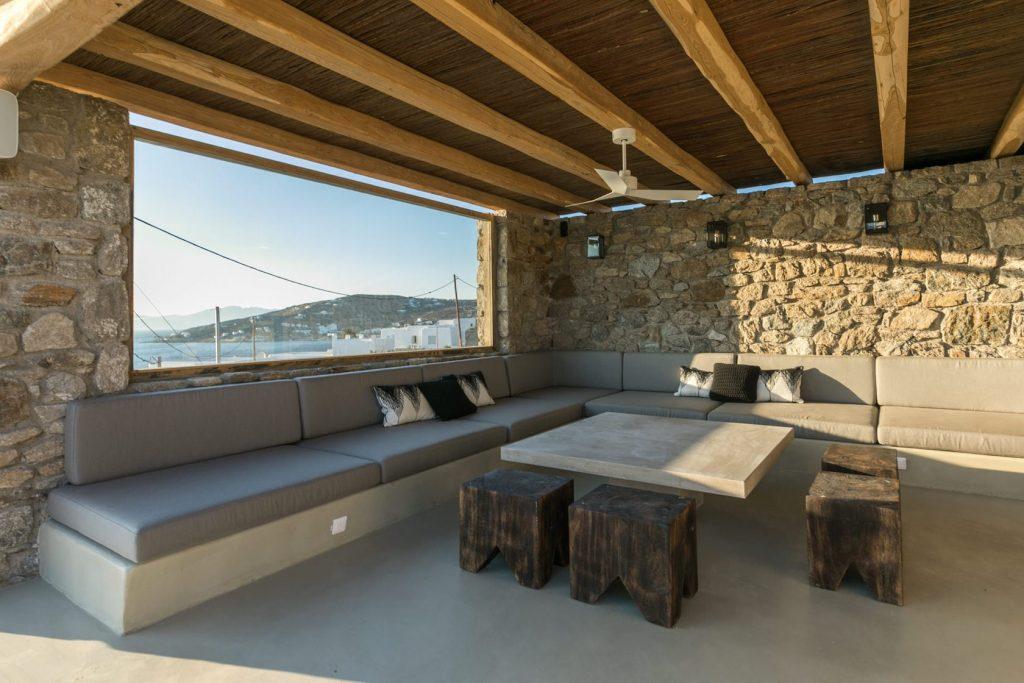 Mykonos Luxury Villa Hera22