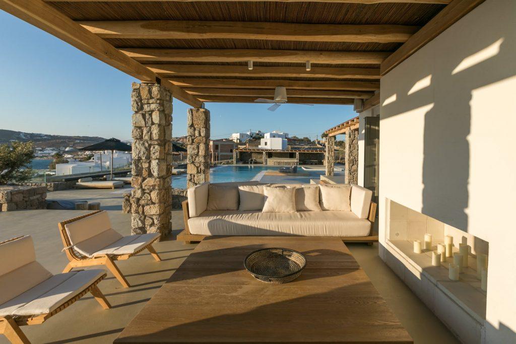 Mykonos Luxury Villa Hera23