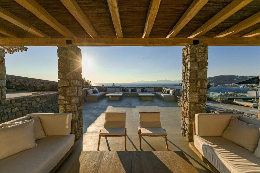 Mykonos Luxury Villa Hera24