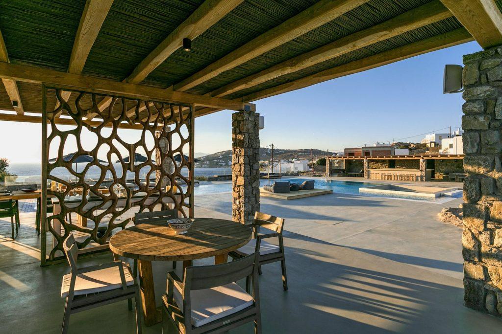 Mykonos Luxury Villa Hera25