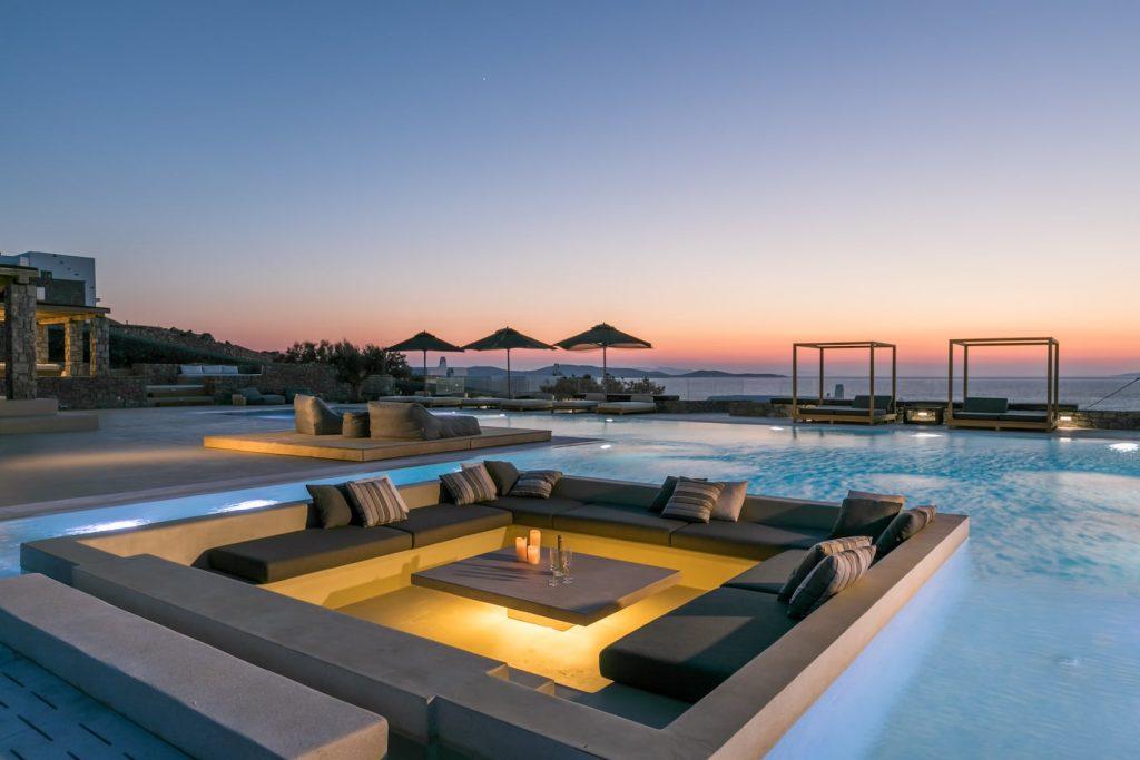 Mykonos Luxury Villa Hera27
