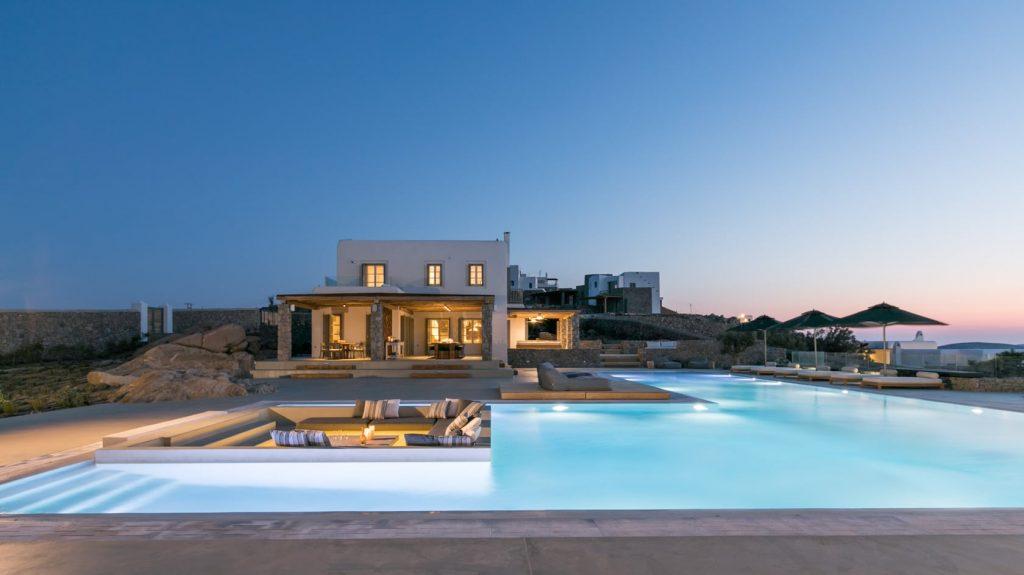 Mykonos Luxury Villa Hera28
