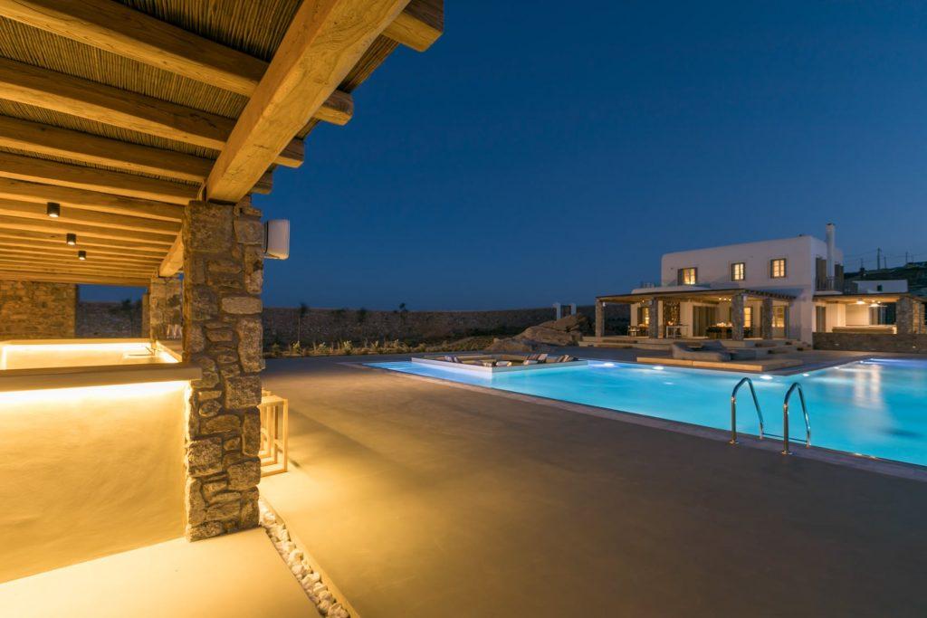 Mykonos Luxury Villa Hera29