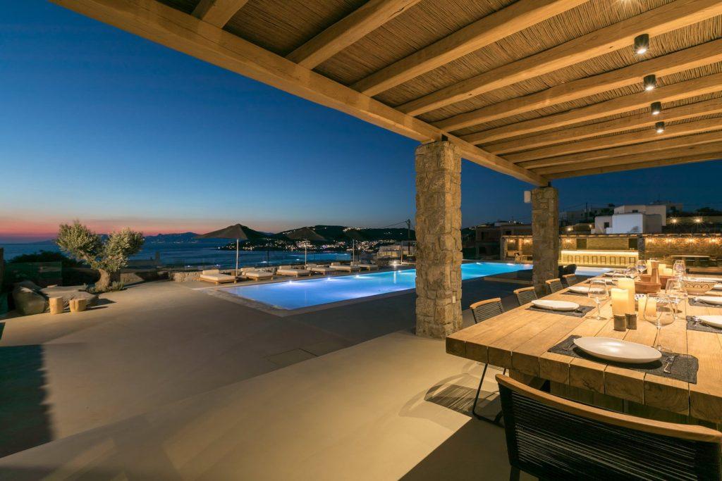 Mykonos Luxury Villa Hera32