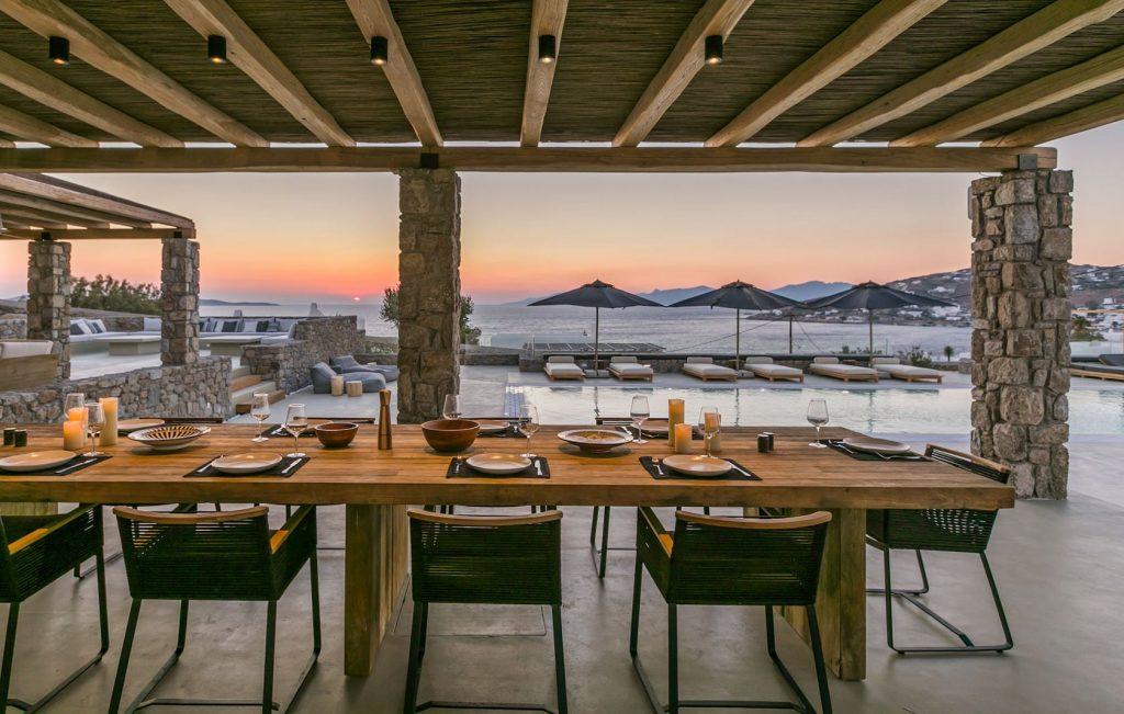 Mykonos Luxury Villa Hera4
