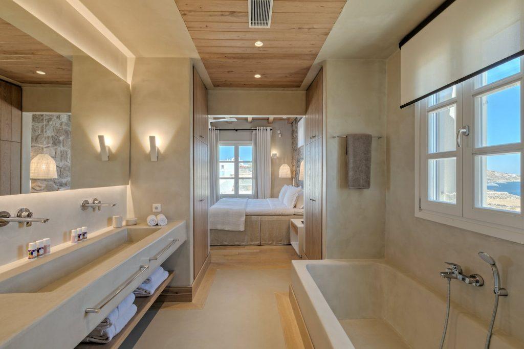Mykonos Luxury Villa Hera40