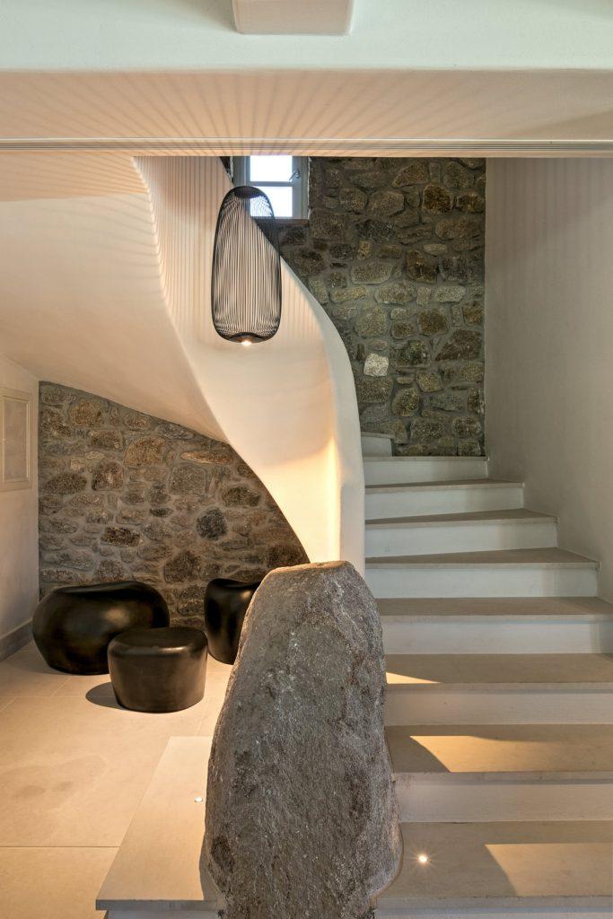 Mykonos Luxury Villa Hera42