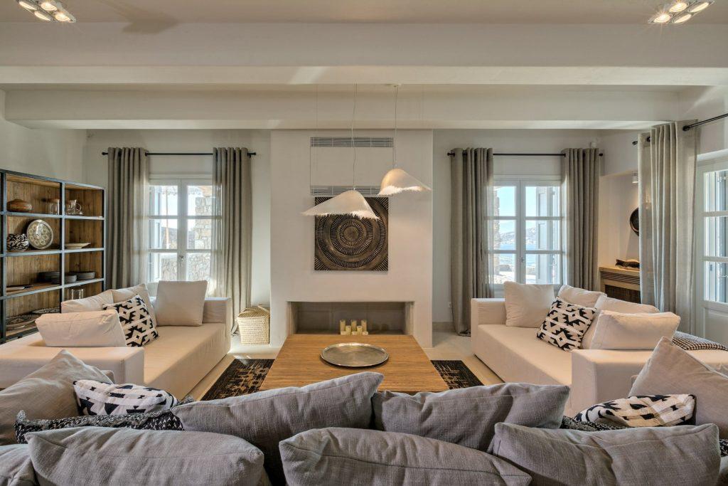 Mykonos Luxury Villa Hera48