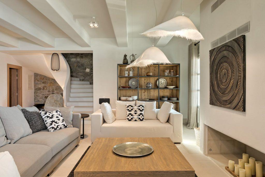 Mykonos Luxury Villa Hera51
