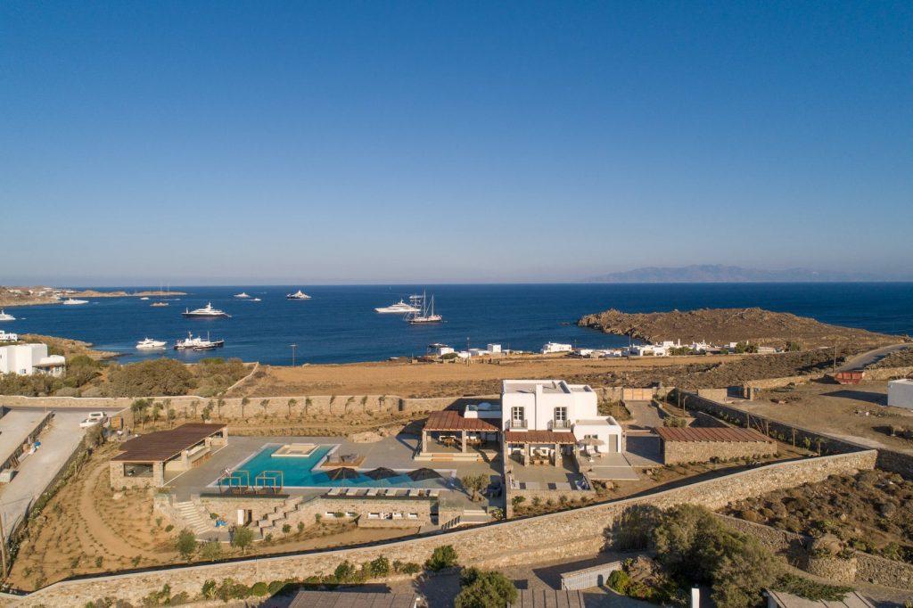Mykonos Luxury Villa Hera53