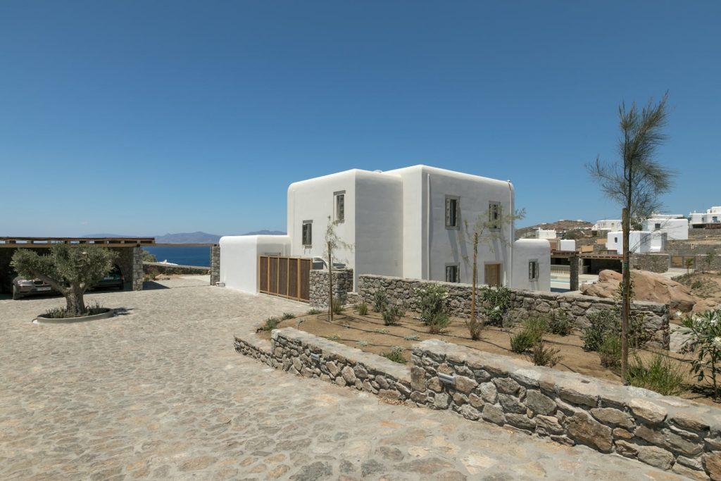 Mykonos Luxury Villa Hera6