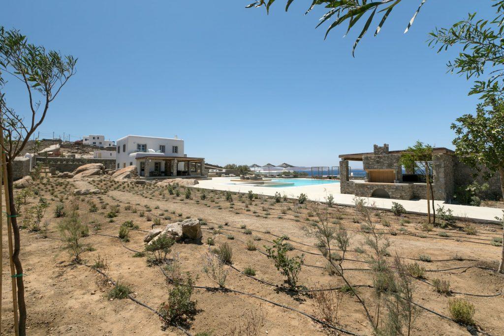 Mykonos Luxury Villa Hera9