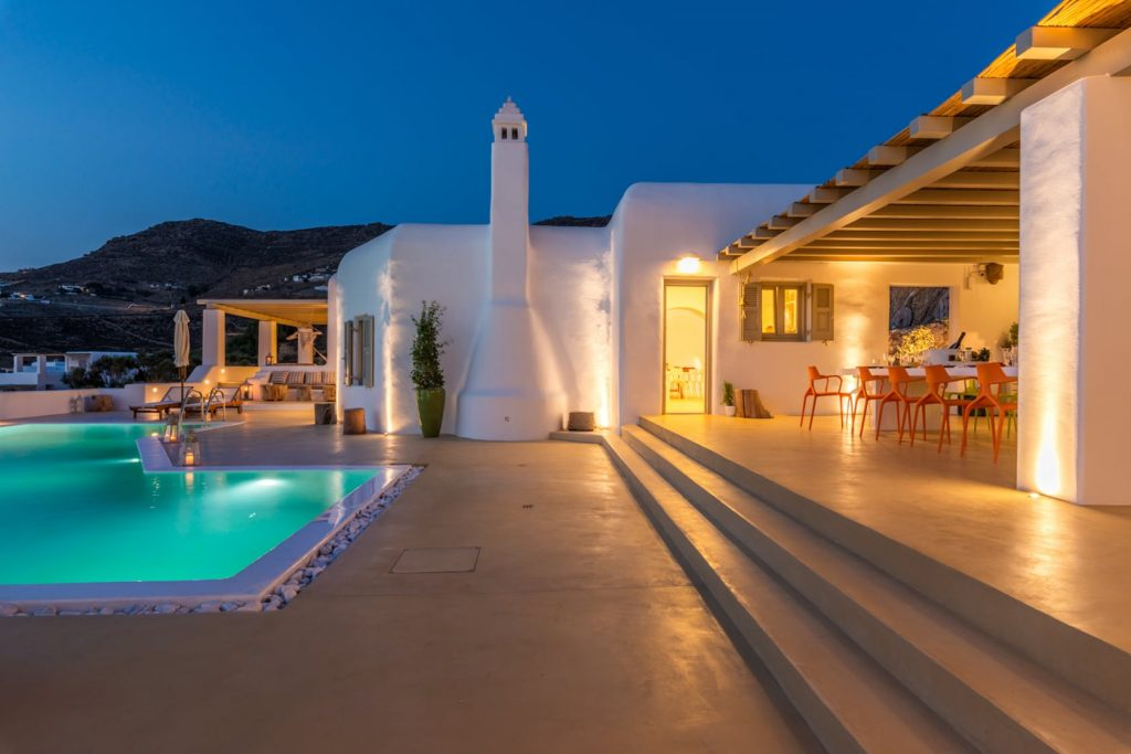 Mykonos Luxury Villa Infernity19