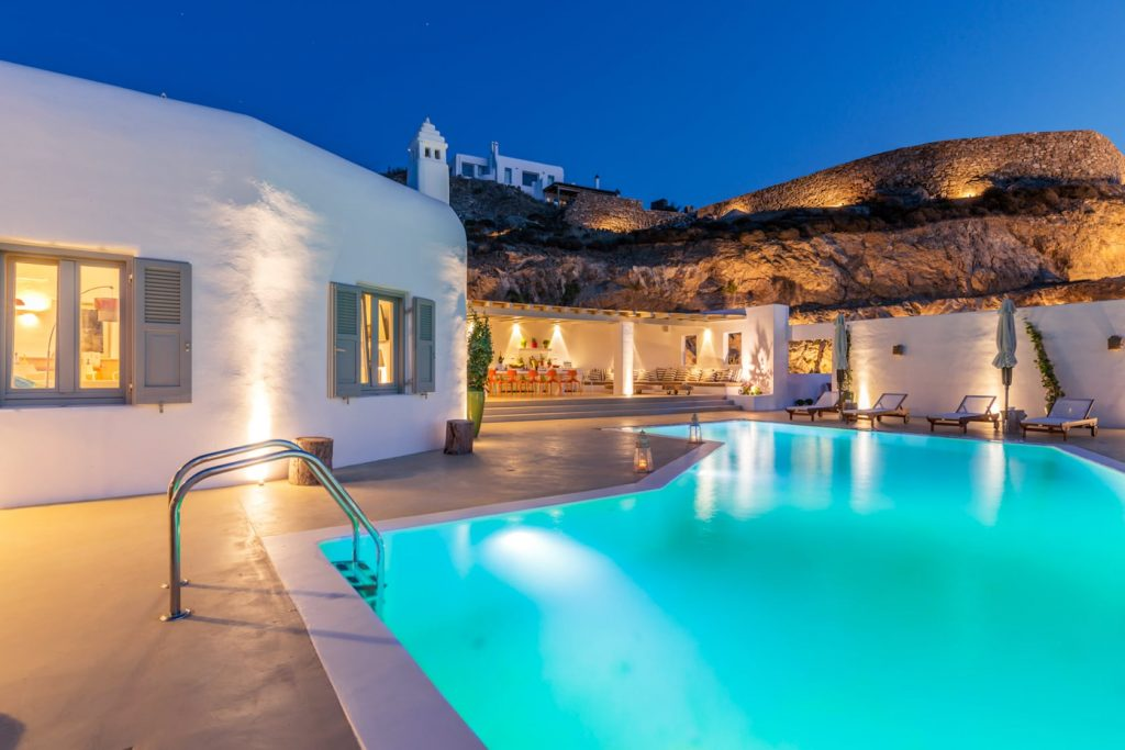 Mykonos Luxury Villa Infernity21