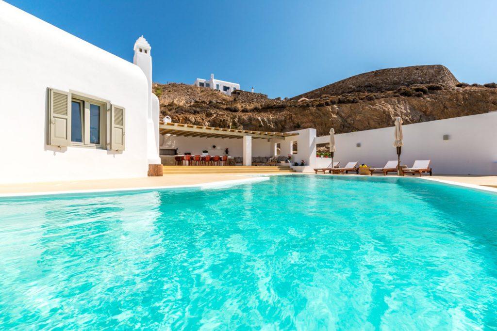 Mykonos Luxury Villa Infernity5