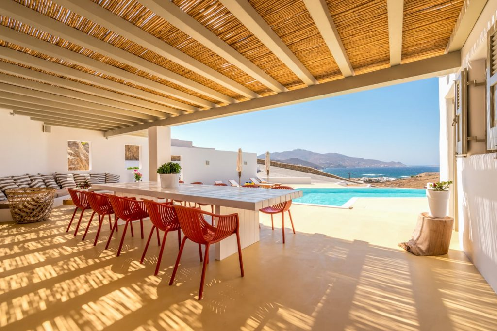 Mykonos Luxury Villa Infernity7