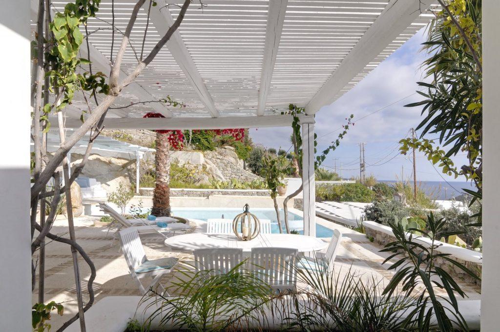 Mykonos Luxury Villa Ingrid12