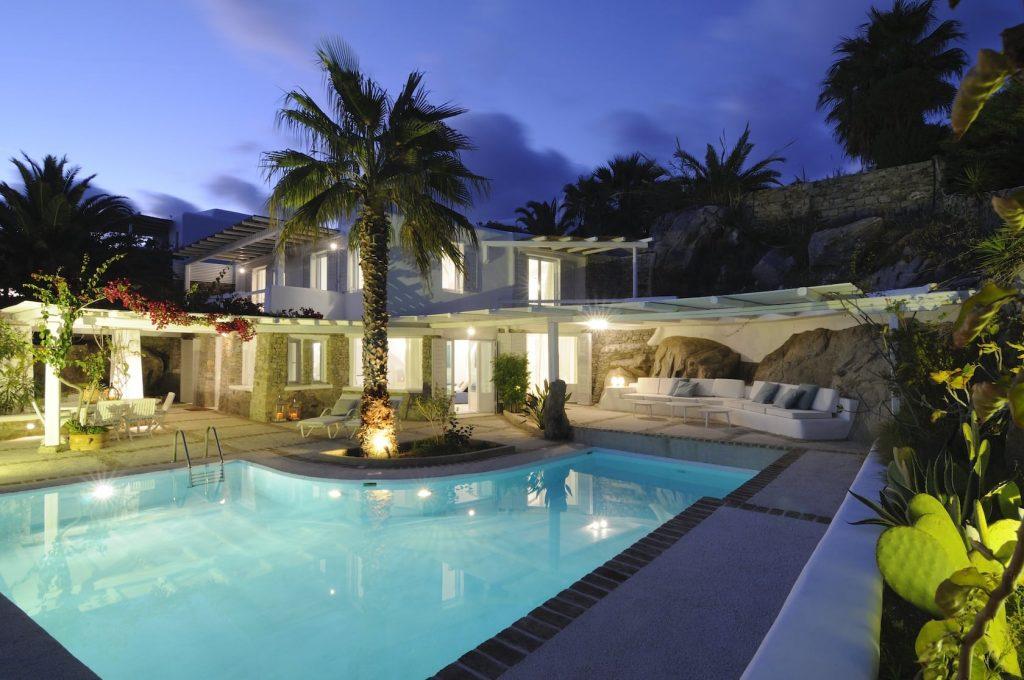 Mykonos Luxury Villa Ingrid19