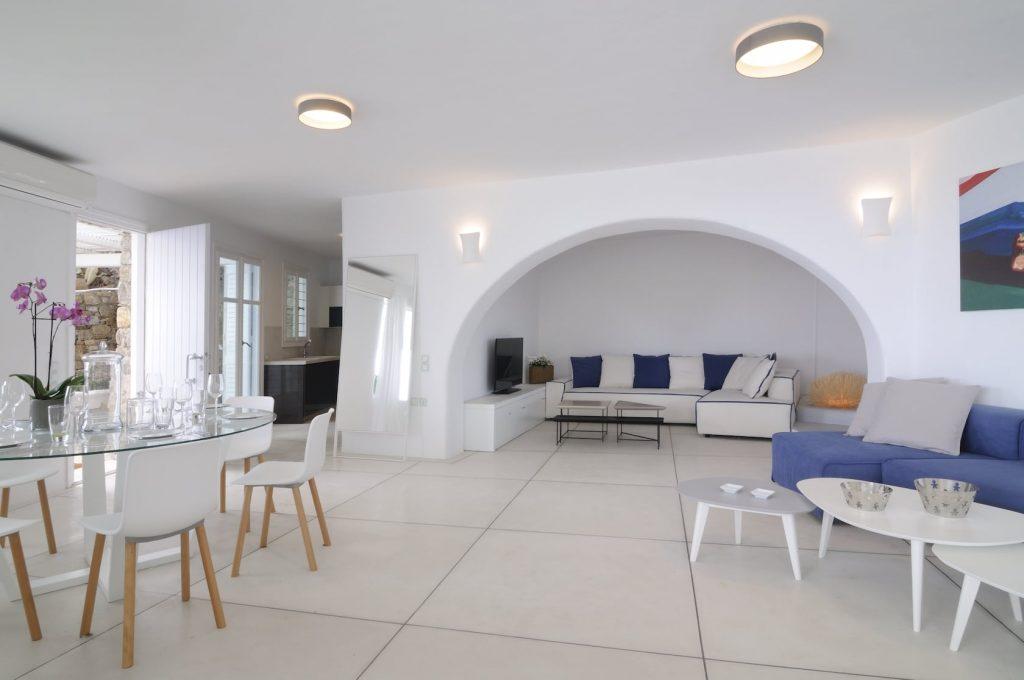 Mykonos Luxury Villa Ingrid24