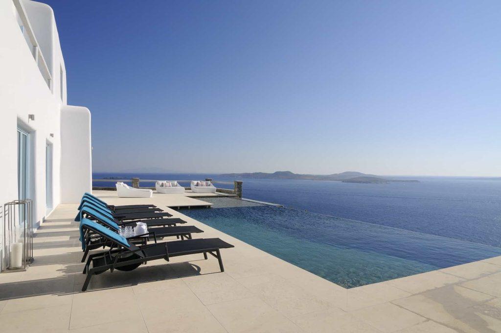 Mykonos luxury villa Irene1