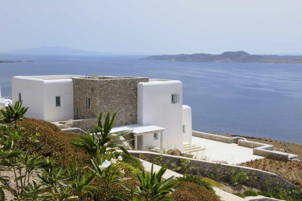 Mykonos luxury villa Irene11