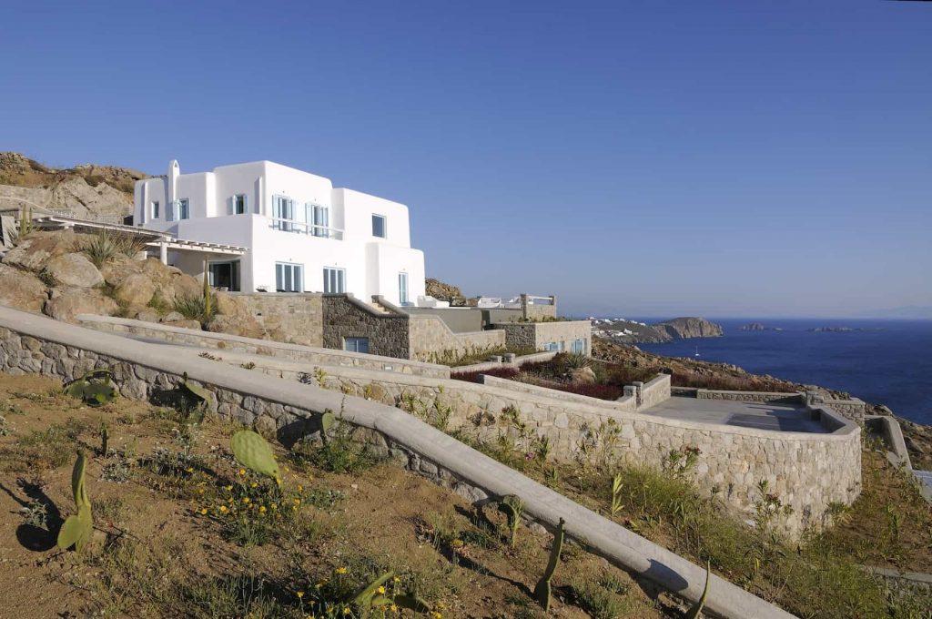 Mykonos luxury villa Irene12