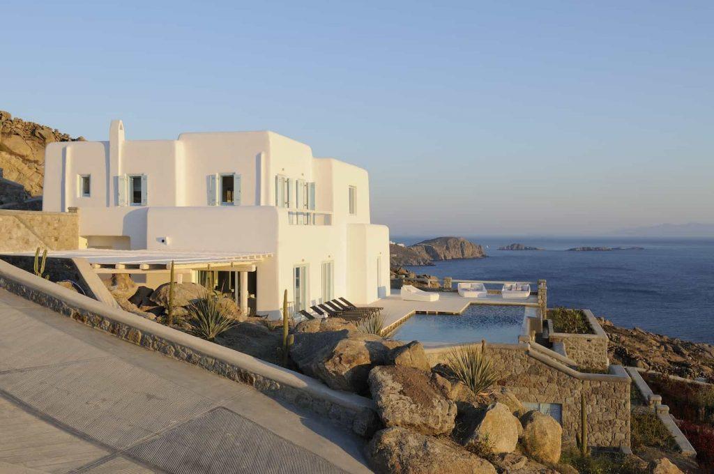 Mykonos luxury villa Irene13