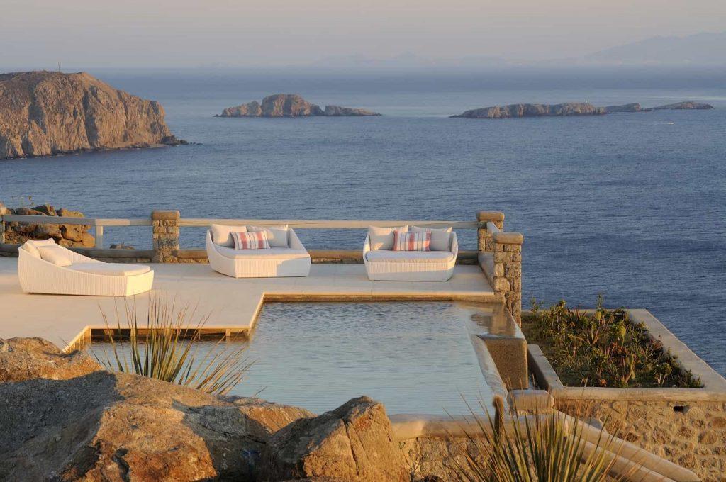 Mykonos luxury villa Irene14