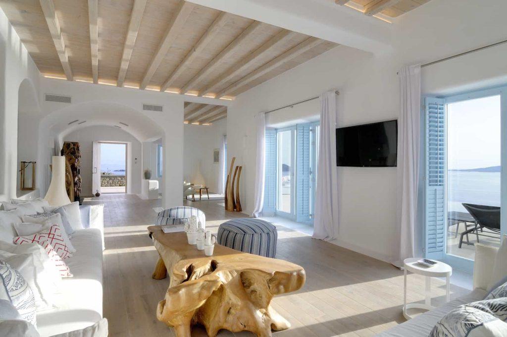 Mykonos luxury villa Irene18