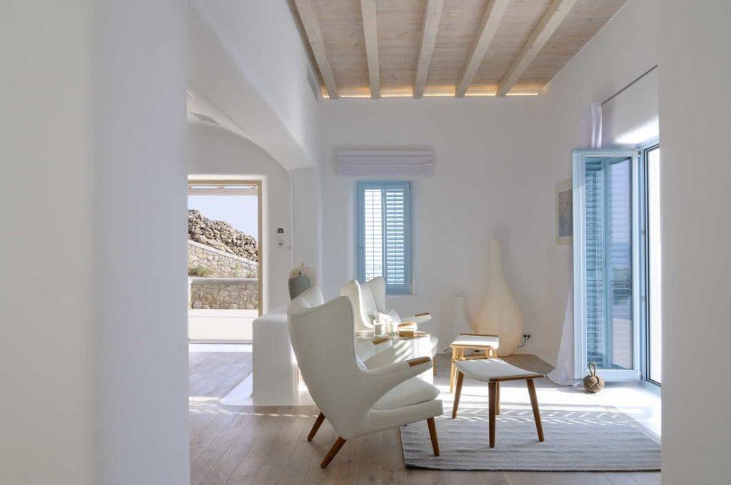 Mykonos luxury villa Irene19