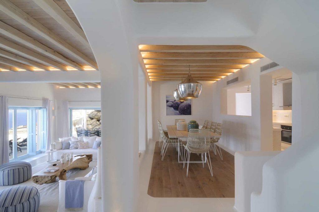 Mykonos luxury villa Irene21