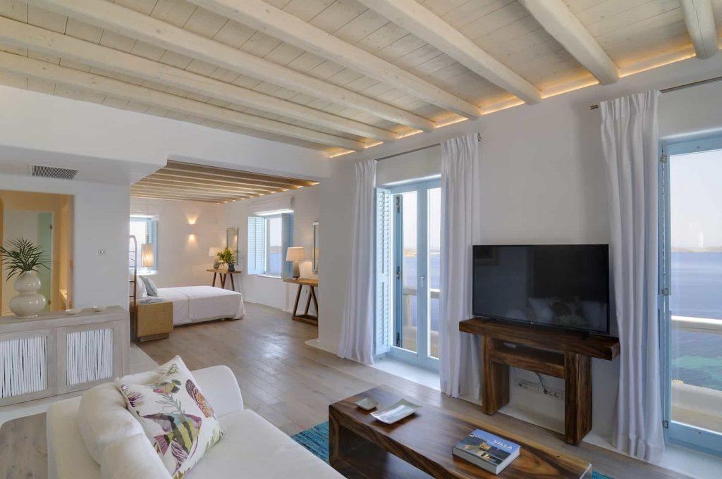 Mykonos luxury villa Irene24