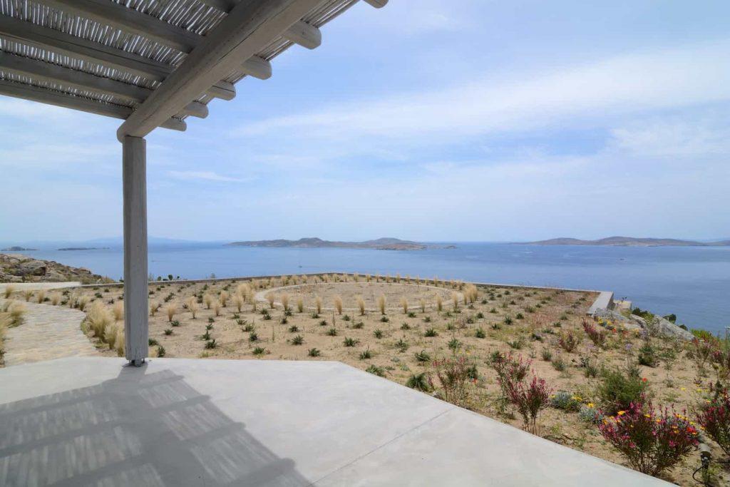Mykonos luxury villa Irene31