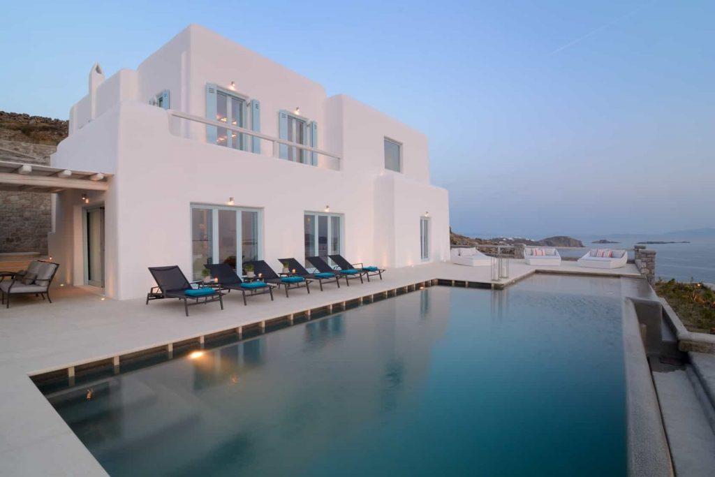 Mykonos luxury villa Irene38