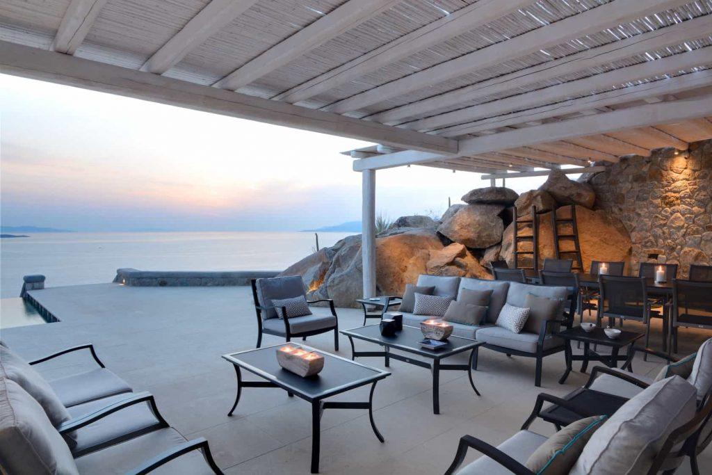 Mykonos luxury villa Irene39